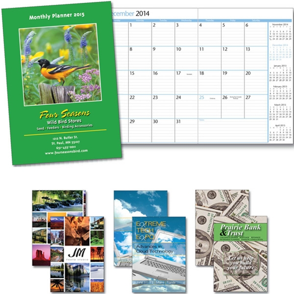 Executive Planner Business Calendar Photo