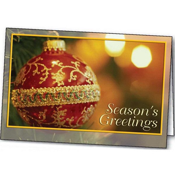 Season's Delight - Holiday Greeting Card Photo
