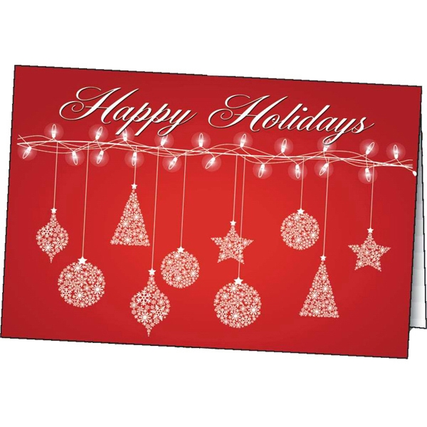 Deck The Halls - Holiday Greeting Card Photo