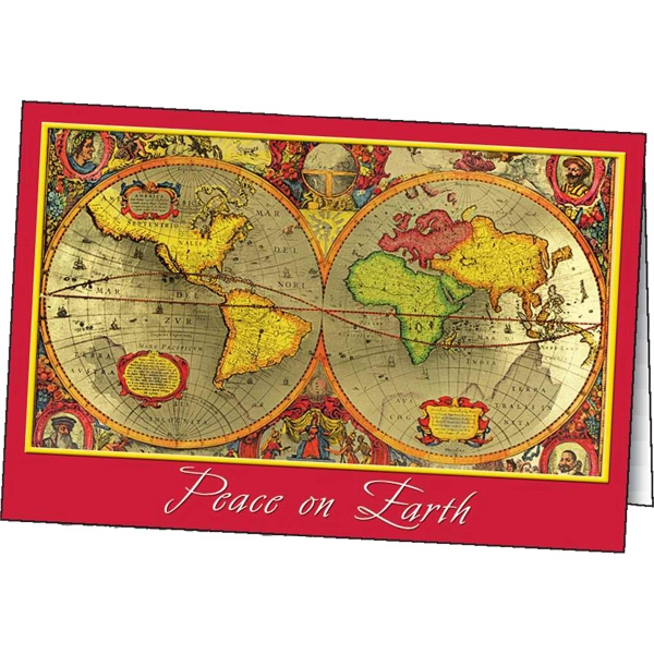 Peace On Earth - Holiday Greeting Card Photo