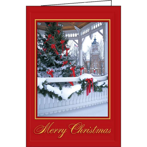 Festive Holiday - Holiday Greeting Card Photo