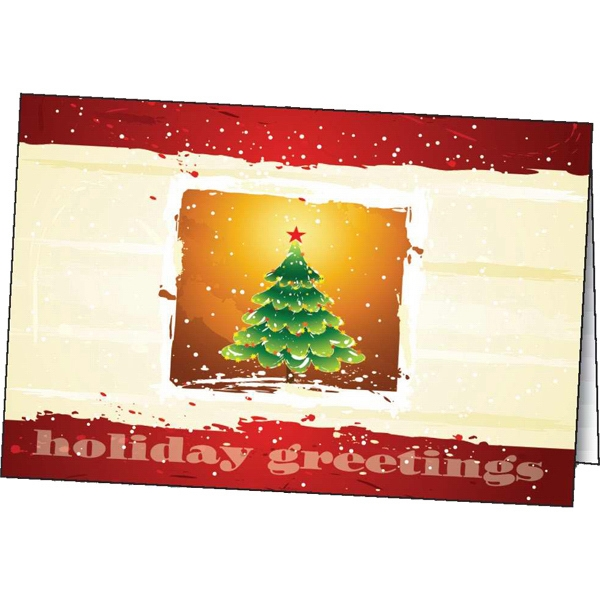 Cheerful Holiday - Holiday Greeting Card Photo