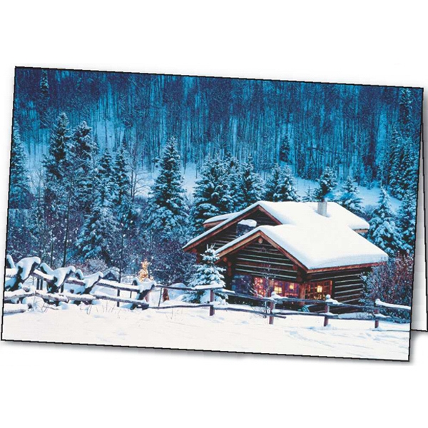 Holiday Retreat - Holiday Greeting Card Photo