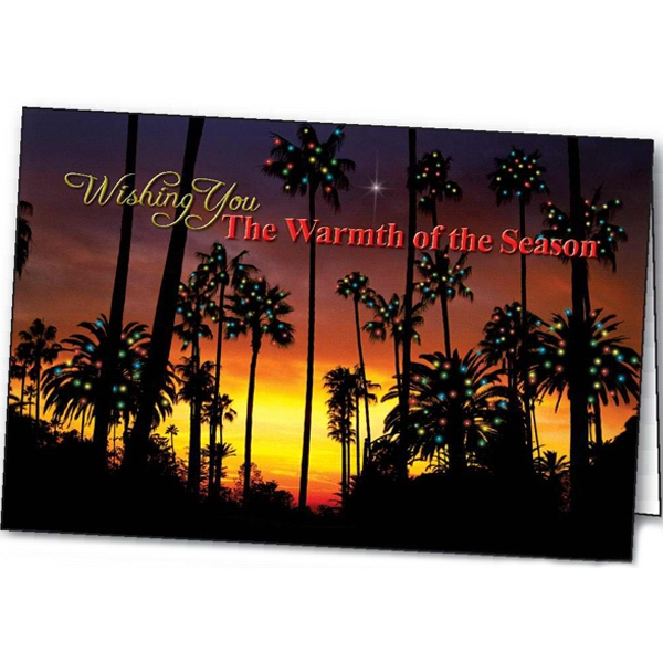 Warmth Of The Season - Holiday Greeting Card Photo