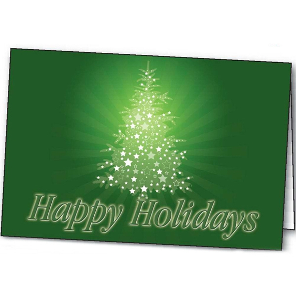 Sparkling Holiday - Holiday Greeting Card Photo