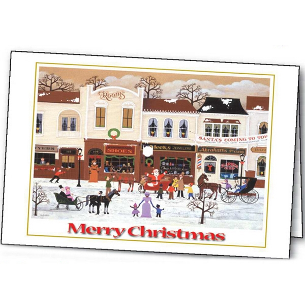 Christmas Cheer - Holiday Greeting Card Photo