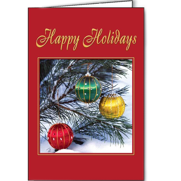 Holiday Dazzle - Holiday Greeting Card Photo