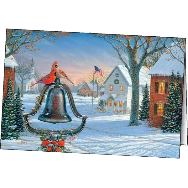 American Holiday - Holiday Greeting Card Photo