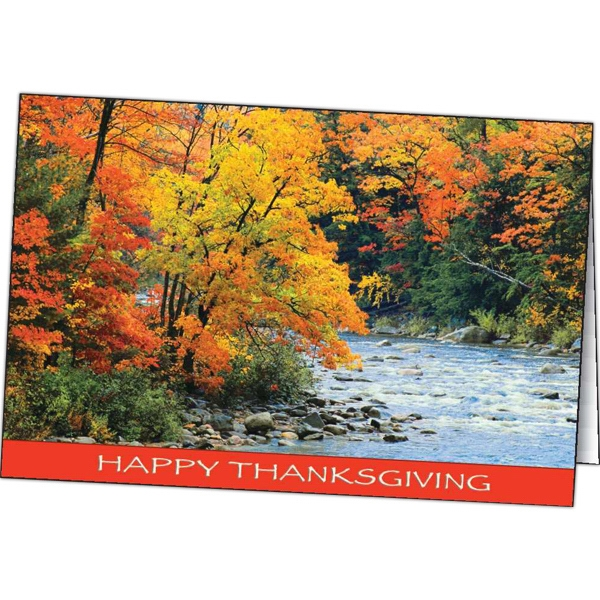 Autumn Colors - Special Occasion Card Photo