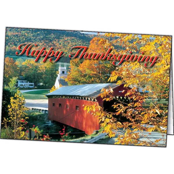 Seasonal Splendor - Special Occasion Card Photo