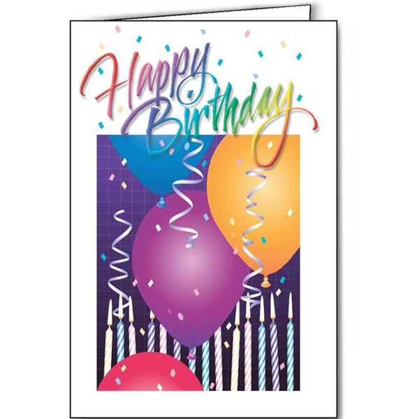 Happy Birthday - Special Occasion Birthday Card Photo