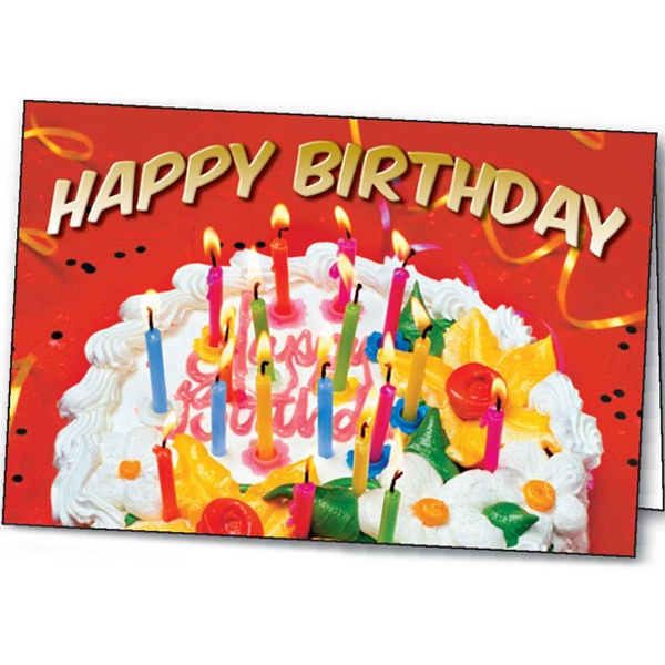 Birthday Celebration - Special Occasion Birthday Card Photo