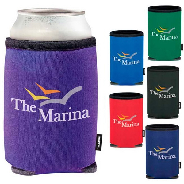 Koozie (r) - Collapsible, No-tear Binding Can Cooler Photo