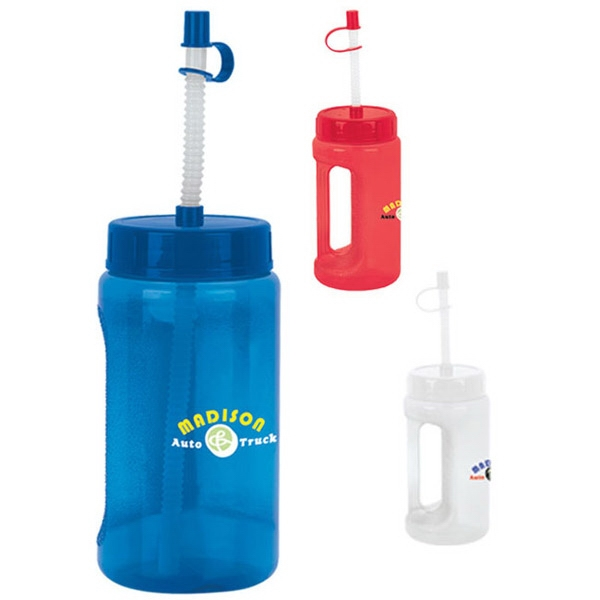 Handle Bottle - 18 oz