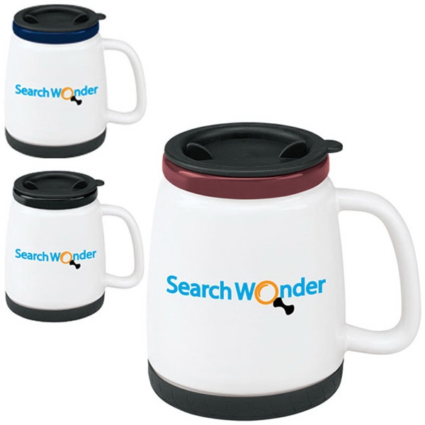 Ceramic Travel Mug - 18 oz