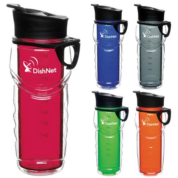 The Ultimate Dual Wall - 20 oz Sports Bottle