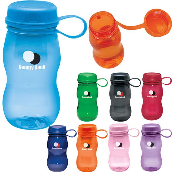 Bubble Bottle - 21 oz