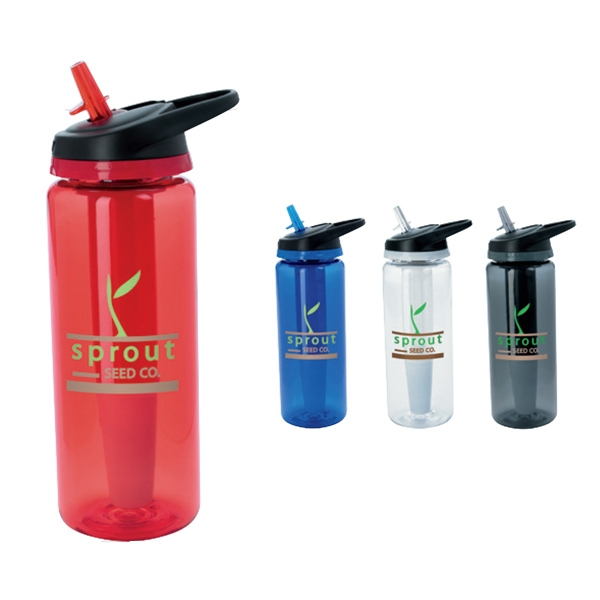 Cool Gear (R) Arise Wave Sport Bottle - 28 oz