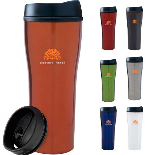 Metallic Tumbler - 18 oz