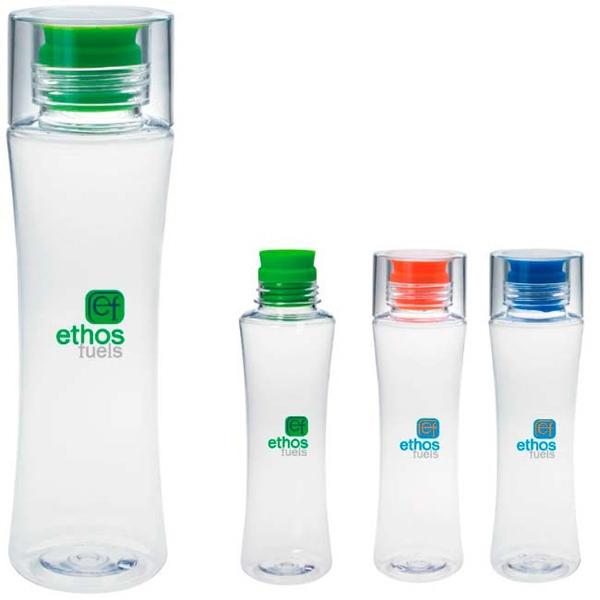 Colored Spout Bottle - 16 oz