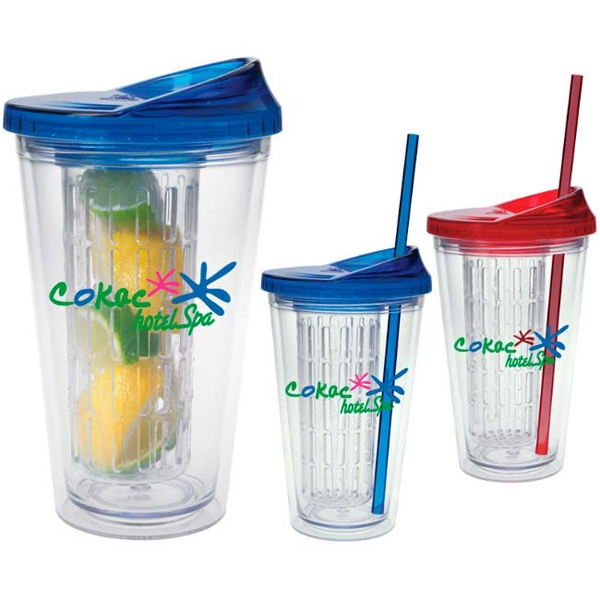 Fruit Infusion Tumbler - 18 oz