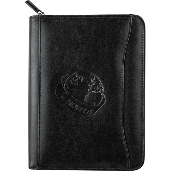 "Renaissance - Italian Style Leather Junior Padfolio With A 5"" X 8"" Writing Pad Photo"