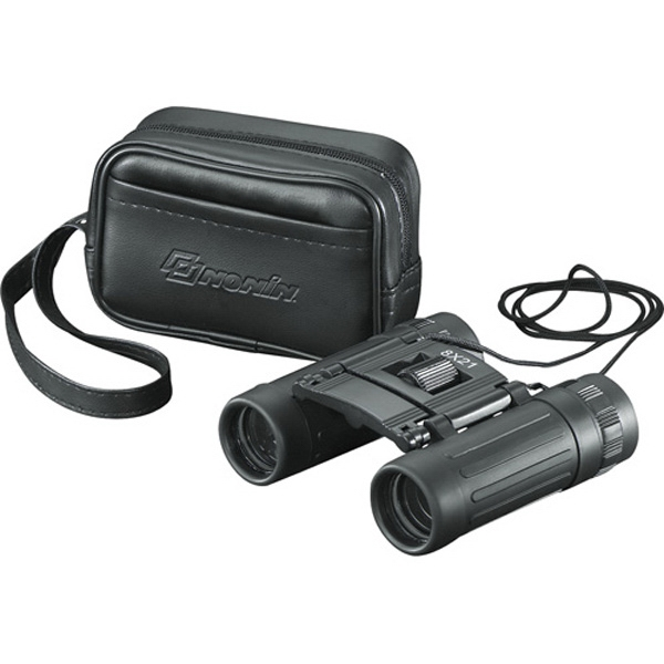 Yukon - Black Abs Plastic 8 X 21mm Binoculars, Includes An Ultrahyde Compact Carrying Case Photo