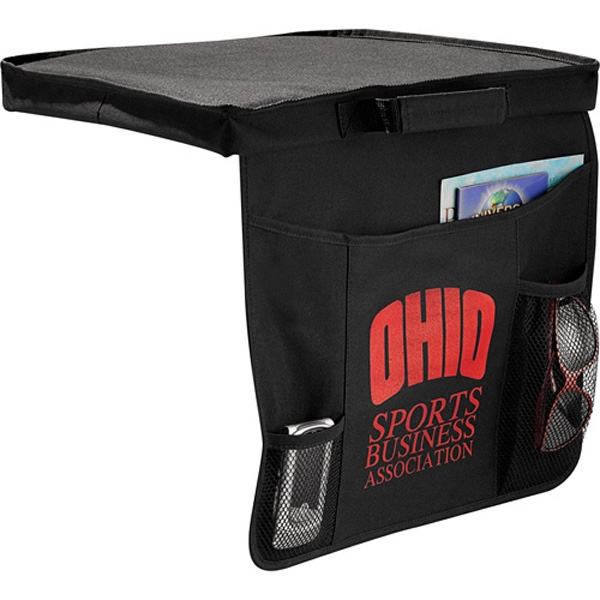 "Game Day - Black Seat Cushion With 1"" Thick Foam Interior, 660 Denier Polycanvas And Foam Photo"