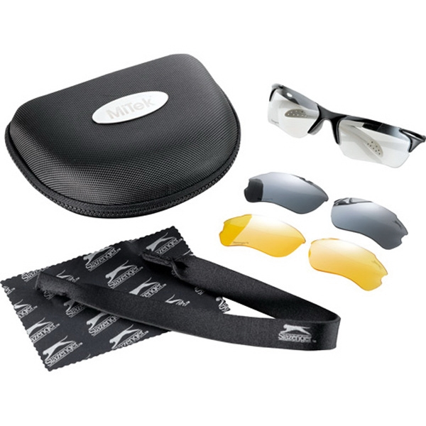 Slazenger (r) - Multi Lens Active Sunglasses With A Polycarbonate Lens Photo