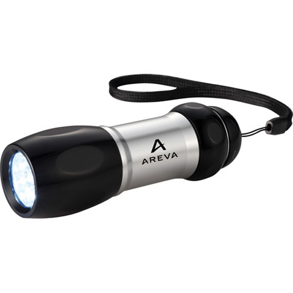 Workmate (tm) - Aluminum 9 L.e.d. Flashlight With Magnetic Body For Convenient Storage Photo
