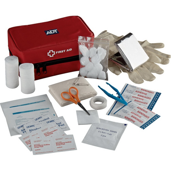 Staysafe - Travel First Aid Kit, Includes Case With Multiple Pockets And Convenient Hang Loop Photo