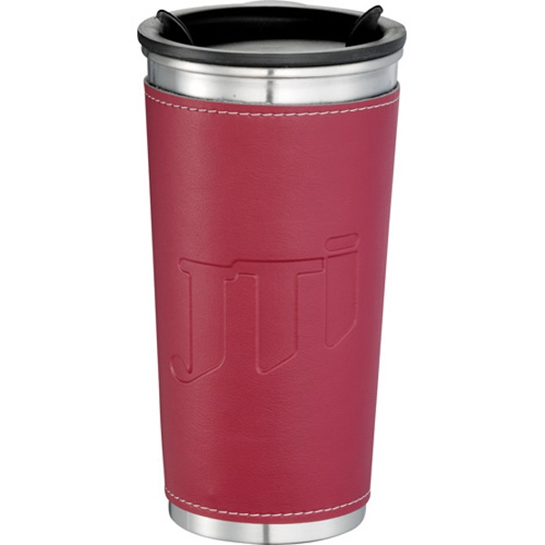 Hampton - Travel Mug With A Classic Design That Showcases Your Logo Photo