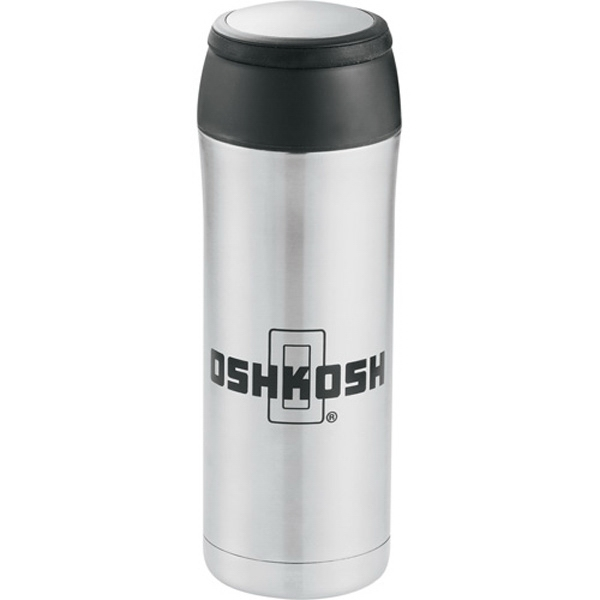 Joemo (tm) - 14 Oz Stainless Steel Tumbler With Stainless Steel Liner Photo