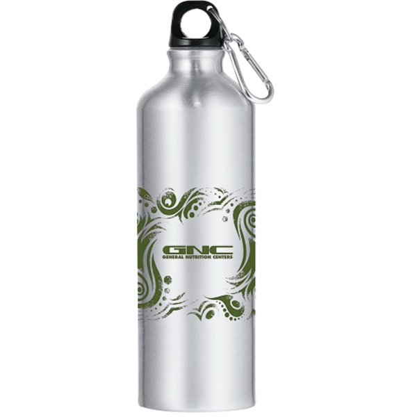 Sante Fe - Aluminum Bottle With Screw-on Lid, 26 Oz Photo