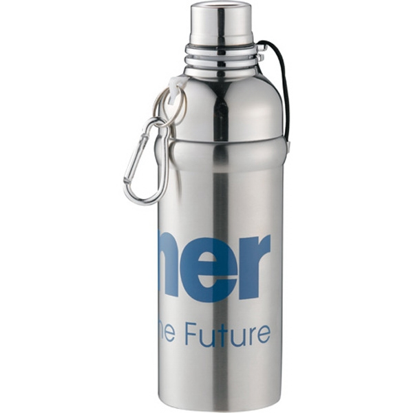 Canteen Stainless Steel Sport Bottle, 18 Oz Photo