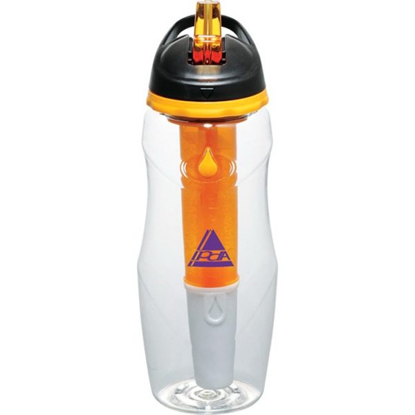 Cool Gear - Water Filtration Bpa Free 26 Oz Sport Bottle Photo