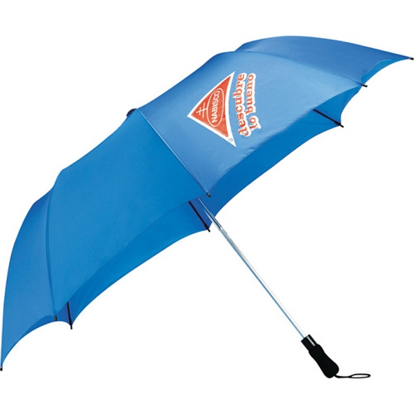 "Stromberg Brand (r) - Automatic Open 58"" Folding Golf Umbrella Photo"