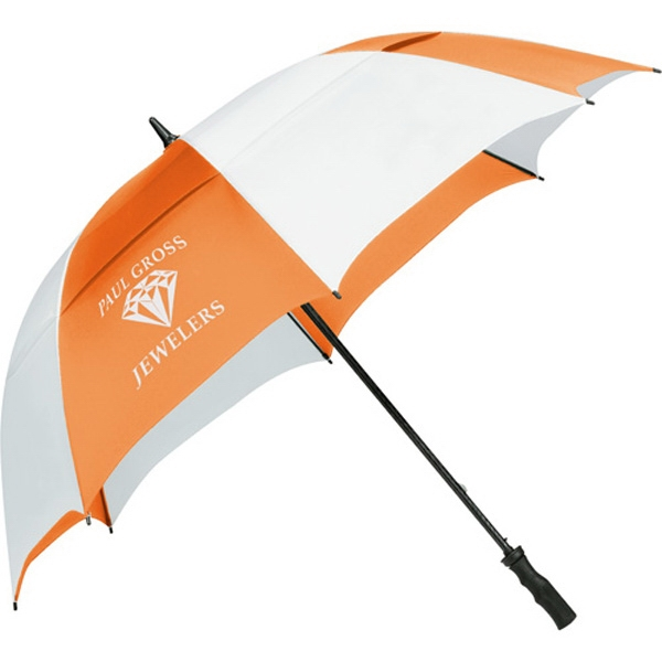 "62"" Course Vented Golf Umbrella Photo"