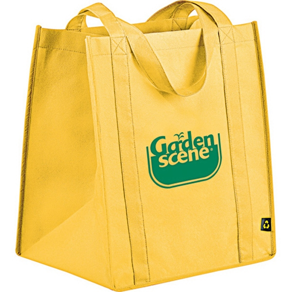 Big Grocery Tote, Made From 80g Non-woven Polypropylene Photo