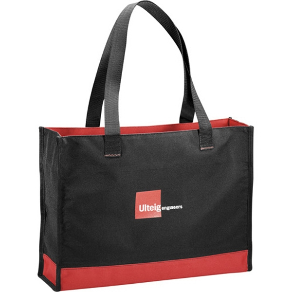 "Colorband - Carry All Tote Bag With 11"" Handle Drop Height Photo"