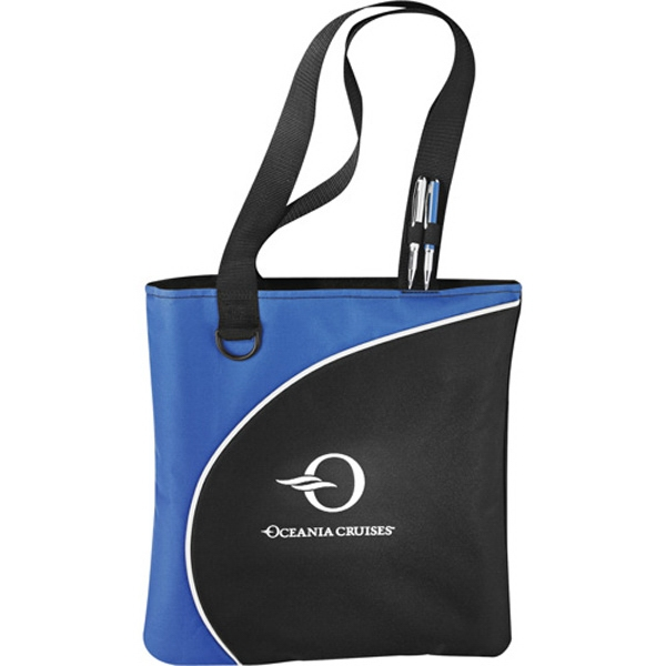 Lunar - Convention Tote Bag With Open Main Compartment Photo