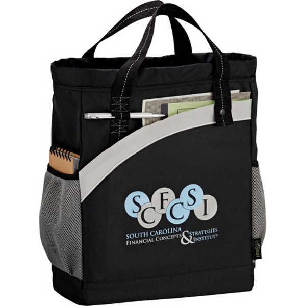 Arches Recycled PET Backpack Tote