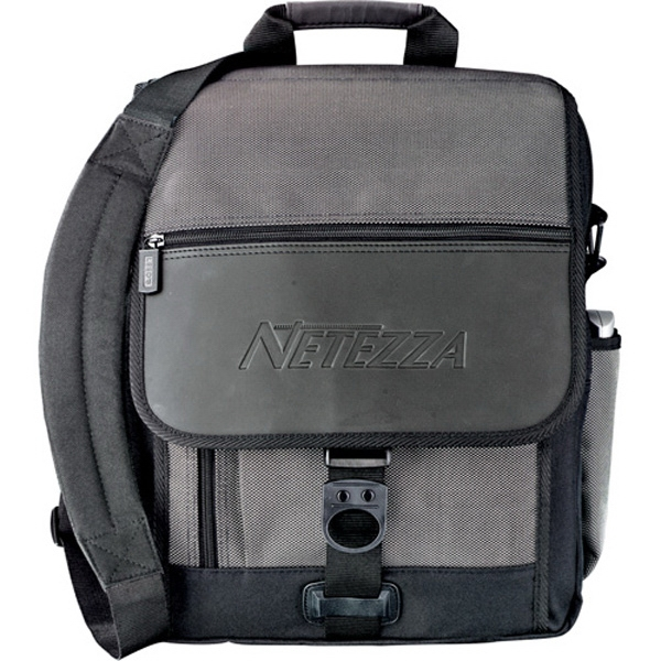 Microtek - Gray 1680 Denier Nylon Computer Backpack Photo
