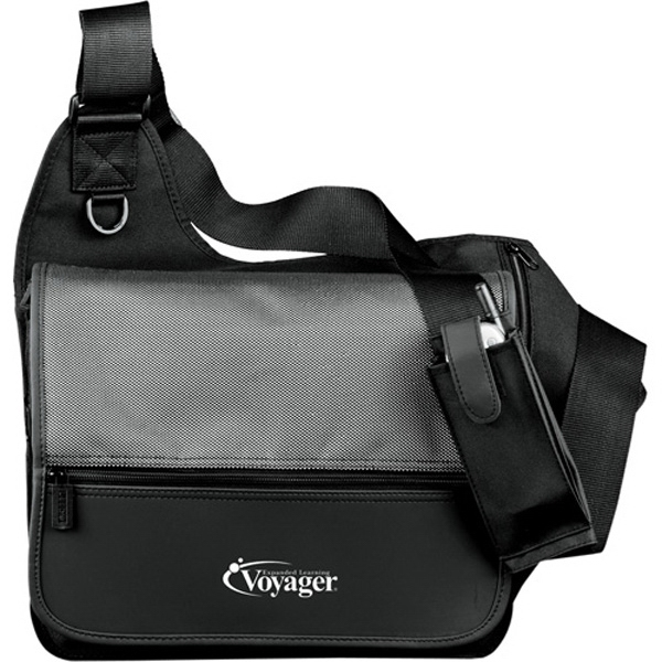 Microtek - Messenger Bag Made Of 1680d Nylon Photo