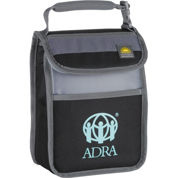 California Innovations (r) - Lunch Cooler With Dual Closure On Main Compartment Photo