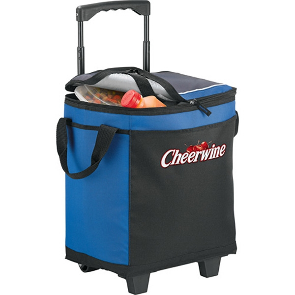 California Innovations (r) - Collapsible 32-can Rolling Cooler Photo