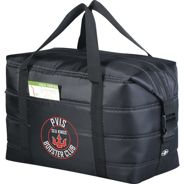Arctic Zone (r) - 36-can Puffy Cooler Duffel, Converts To Tote Photo