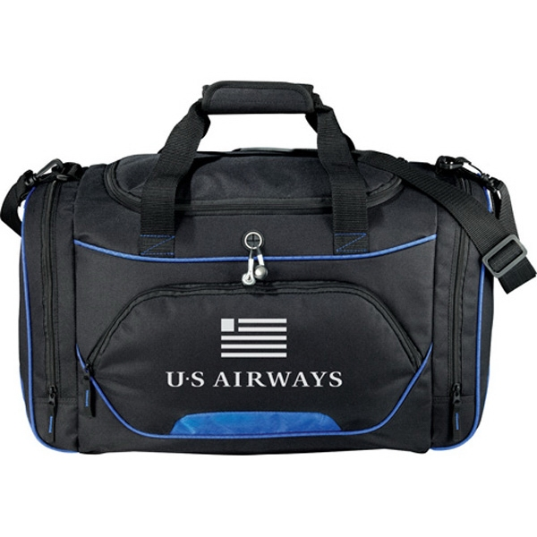 Atlas (r) - Sport Duffel Bag Made Of 600d Polycanvas With Zippered U-shaped Main Compartment Photo