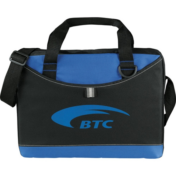 Crayon - Business Briefcase With Two Carry Handles, Made Of 600d Polycanvas Photo