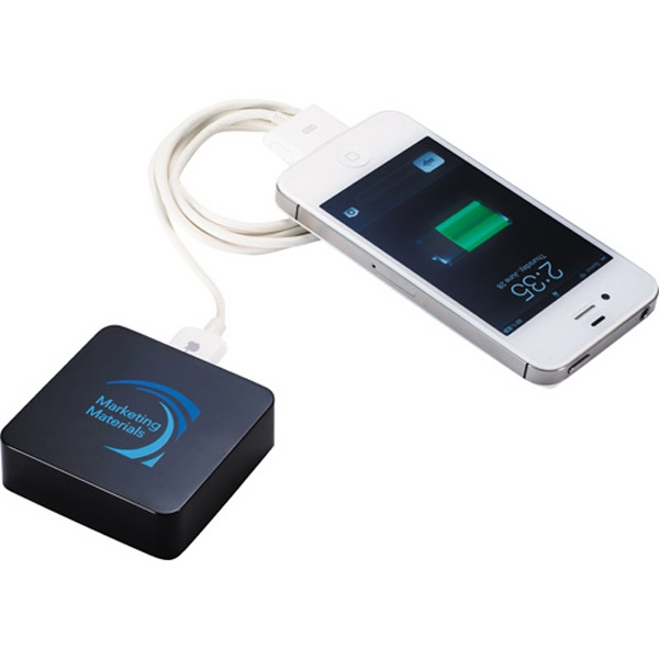 Zoom Energy Square - Battery Device That Tells You How Much Power Is Left On Your Phone Battery Photo